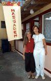 Pilar e Cristina