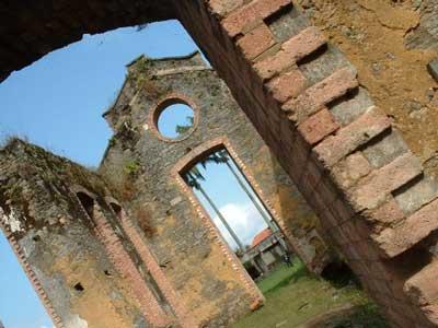Ruinas do Engenho