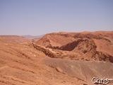 Escavação arqueológica das ruinas de pukara quitor