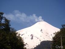 Vulcão Villarrica, Pucon Chile