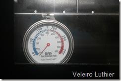 Temperatura do Forno