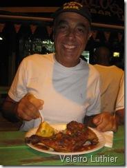 Festa em St Lucia