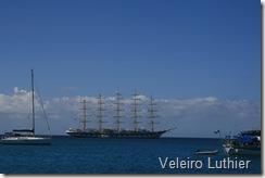Tall Ship em Bequia