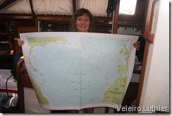 Carta Atlântico Norte