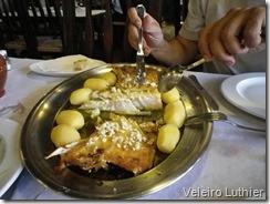 Bacalhau do Restaurante do Fuso