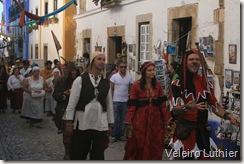 Tipos medievais - Óbidos