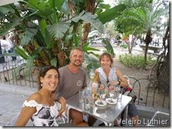 Amigos de Tarifa - Dominique e Flor