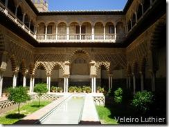 Pátio do Real Alcázar