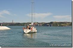 Saindo para velejar