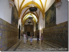 Salão do Real Alcázar