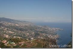 Vista - Face norte da Madeira