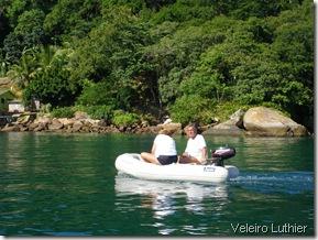 Luís e Teresa - Veleiro Avisrara